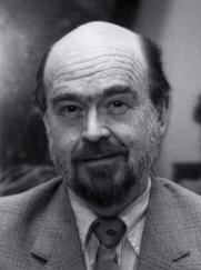 Author photo. Dr. Robert Musburger. UH Photographs Collection.