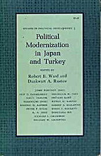 Political Modernization in Japan and Turkey…