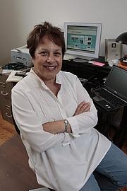 Author photo. Sherry B. Ortner