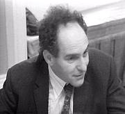 Author photo. Gellner at the fourth SSRC Seminar