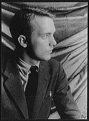 Author photo. Photo by Carl Van Vechten in 1950
