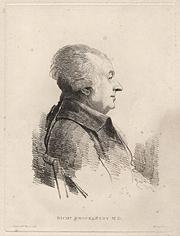 Author photo. Richard Brocklesby, 1795. Wikimedia Commons.