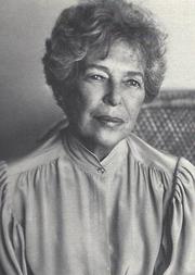 Author photo. Kate Simon 1912-1990