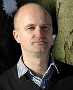 Author photo. Ralph Schroeder [credit: University of Oxford]