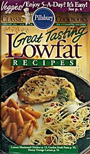 Pillsbury Classic Cookbooks: Great Tasting…