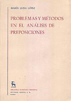 Problemas Y Métodos En El Análisis De…