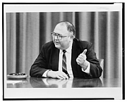 Author photo. Herman Kahn (1922-1983) Photographed by Thomas J. O'Halloran, May 11, 1965. (U.S. News & World Report Magazine Photograph Collection, Library of Congress Prints and Photographs Division)