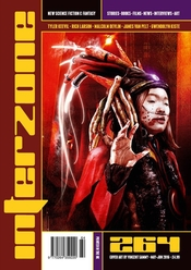 Interzone 264 cover