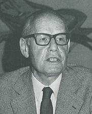 Author photo. Gérard Lyon-Caen, (1919- 2004), Professeur de droit du travail