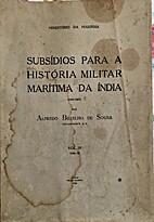 Subsídios para a História Militar…