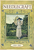 Needlecraft Magazine, July 1919-- Vol. 10,…