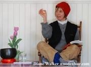 Author photo. Diane Walker