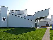Author photo. Vitra Design Museum