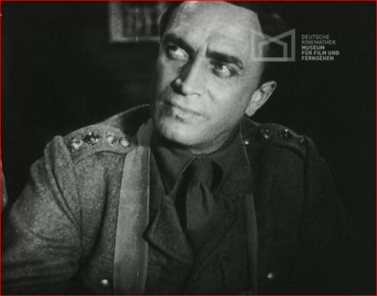 Conrad Veidt monocle