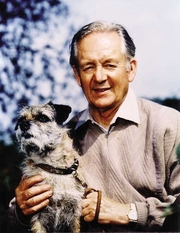 Author photo. The World of James Herriot (c) Hambleton District Council