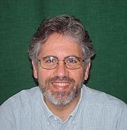Author photo. Dan Mishkin