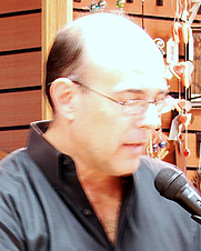 Author photo. John Burlinson, 8/24/08