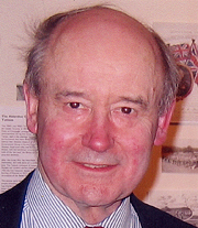 """Author photo. Peter Reese, author of """"Flodden"""" and """"Wallace: A Biography"""""""