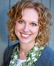Author photo. Stacy Henrie publicity photo
