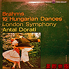 Brahms: 16 Hungarian Dances by Johannes…