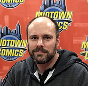 """Author photo. King during an appearance at Midtown Comics in Manhattan By Luigi Novi, CC BY 4.0, <a href=""""//commons.wikimedia.org/w/index.php?curid=76658888"""" rel=""""nofollow"""" target=""""_top"""">https://commons.wikimedia.org/w/index.php?curid=76658888</a>"""