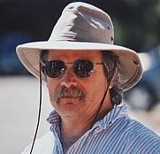 Author photo. N. Fielden