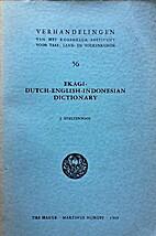 Ekagi-Dutch-English-Indonesian Dictionary by…