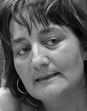 Author photo. Ángela Pradelli