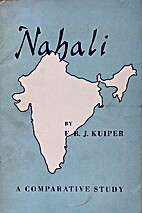 Nahali: A comparative study (Mededelingen…
