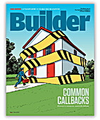 Builder Magazine, February 2017 by Various
