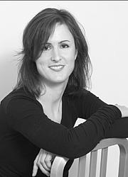 Author photo. Photograph by Trix Rosen