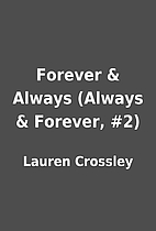 Forever & Always (Always & Forever, #2) by…