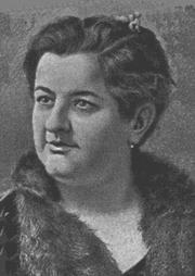 "Author photo. by Torquemada, at <a href=""http://upload.wikimedia.org/wikisource/es/9/99/EmiliaPardoBazán.jpg"">Wikisource</a>"