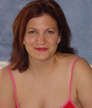 Author photo. Heather Bright
