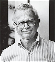 """Author photo. William Zinsser, author of the classic <i>On Writing Well</i>. Copied from <a href=""""http://www.npr.org/templates/story/story.php?storyId=5340618"""" rel=""""nofollow"""" target=""""_top""""><i>On Memoir, Truth and 'Writing Well'</i></a>."""