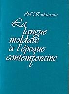 La langue moldave à…
