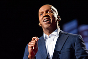 Author photo. Bryan Stevenson [By James Duncan Davidson]