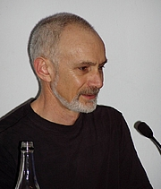 Author photo. <a href=&quot;http://home.agh.edu.pl/~szymon/&quot;>Szymon Sokól</a> (Worldcon 2005, Glasgow)