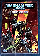 Codex Necrons, 5. Edition by Games Workshop