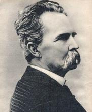 Author photo. Colombian author Jorge Issacs