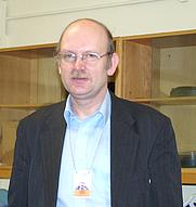 Author photo. Photo of Paul D. Brock