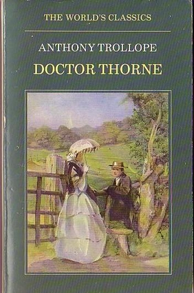 Group read Dr Thorne by Anthony Trollope
