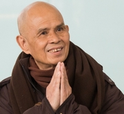 Author photo. Thich-Nhat-Hanh