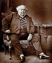 Author photo. Charles-Albert d'Arnoux Bertall (Flanders, Bréda, 1820 - 1882)