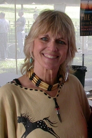 Author photo. John Burlinson, Nov. 4, 2007
