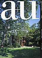 A+U 2009 02: Houses by Louis I. Kahn by…