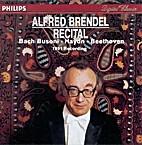 Alfred Brendel: Recital by Bach Busoni