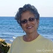 Author photo. Lisa Cohen, photographer
