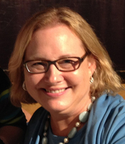 Author photo. K. A. Applegate. Photo by flickr use lknm4.