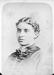 Author photo. Courtesy of the <a href=&quot;http://digitalgallery.nypl.org/nypldigital/id?DS_18SCCDV&quot;>NYPL Digital Gallery</a><br>(image use requires permission from the New York Public Library)